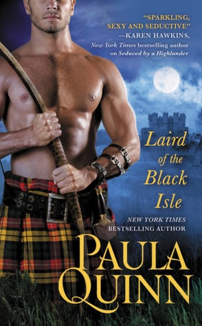 Guest Review: Laird of the Black Isle by Paula Quinn