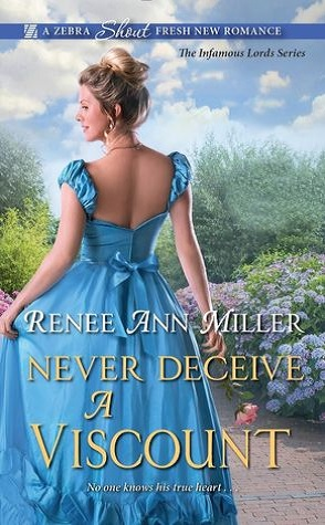 Guest Review: Never Deceive a Viscount by Renee Ann Miller