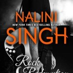 Rock Redemption by Nalini Singh Book Cover