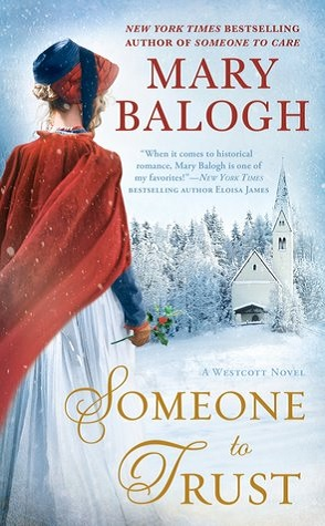 Guest Review: Someone to Trust by Mary Balogh