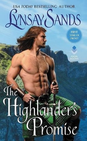 Guest Review: The Highlander's Promise by Lynsay Sands