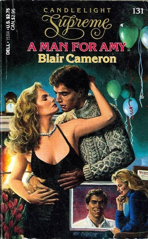 A Man for Amy by Blair Cameron Book Cover