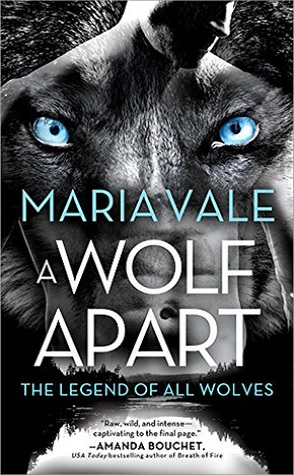 Guest Review: A Wolf Apart by Maria Vale