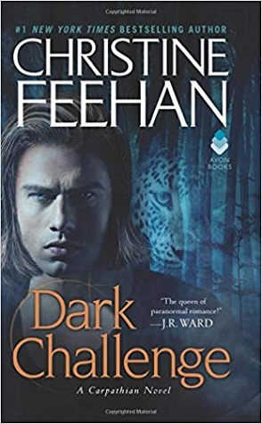 Release Day Spotlight: Dark Challenge by Christine Feehan