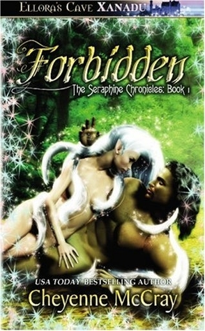 Forbidden by Cheyenne McCray Book Cover