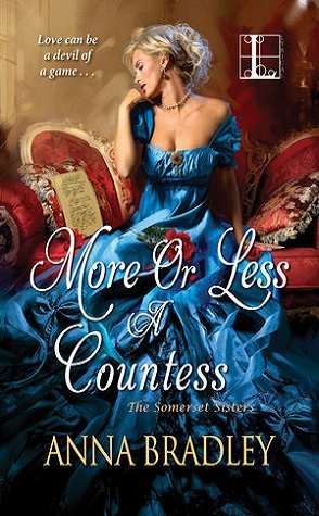 Guest Review: More or Less a Countess by Anna Bradley