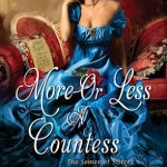 More or Less a Countess by Anna Bradley book cover