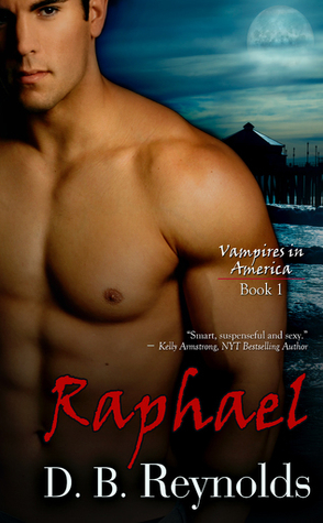 Summer Reading Challenge Review: Raphael by D.B. Reynolds