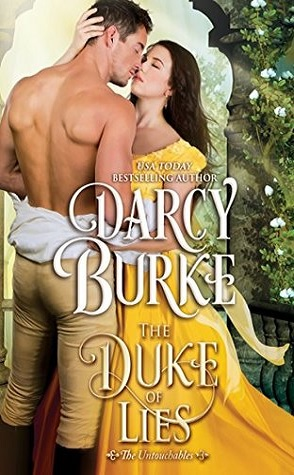 Guest Review: The Duke of Lies by Darcy Burke