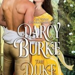 The Duke of Lies by Darcy Burke Book Cover