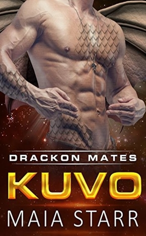 Kuvo by Maia Starr Book Cover
