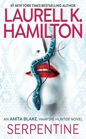 Sunday Spotlight: The Serpentine by Laurell K. Hamilton