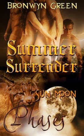 Summer Surrender by Bronwyn Green Book Cover