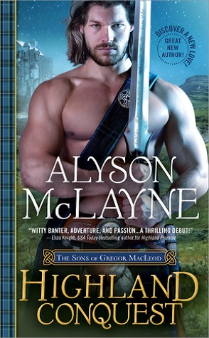 Guest Review: Highland Conquest by Alyson McLayne