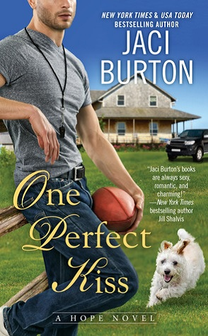 Guest Review: One Perfect Kiss by Jaci Burton