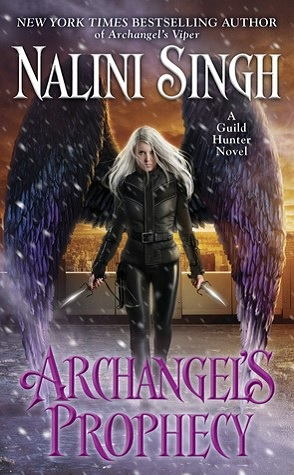 Review: Archangel's Prophecy by Nalini Singh