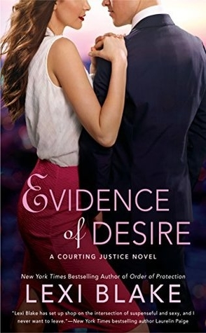 Review: Evidence of Desire by Lexi Blake