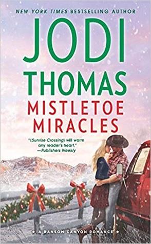 Guest Review: Mistletoe Miracles by Jodi Thomas