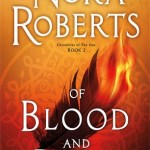 Of Blood and Bone by Nora Roberts Book Cover