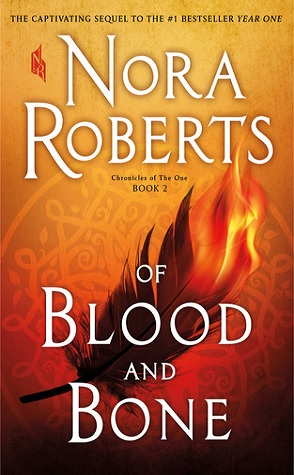 Review: Of Blood and Bone by Nora Roberts