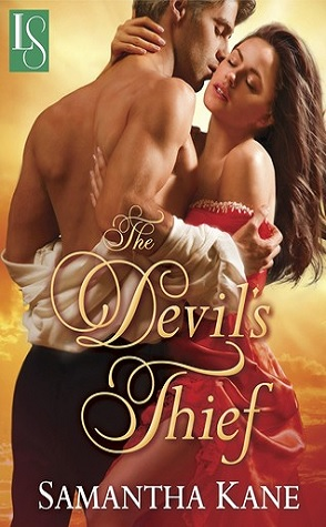 Guest Review: The Devil's Thief by Samantha Kane