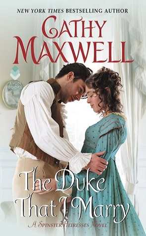 Sunday Spotlight: The Duke I Marry by Cathy Maxwell