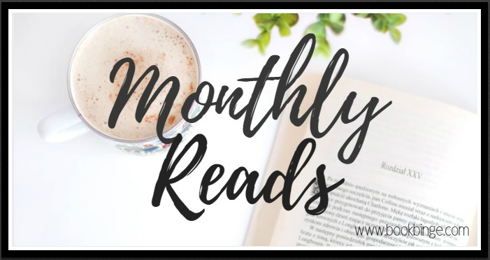 Monthly Reads: February 2019