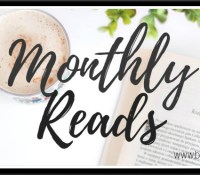 Monthly Reads: September 2019
