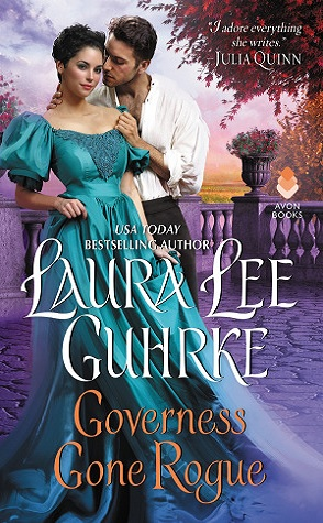 Review: Governess Gone Rogue by Laura Lee Guhrke