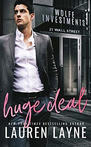 Summer Reading Challenge Review: Huge Deal by Lauren Layne