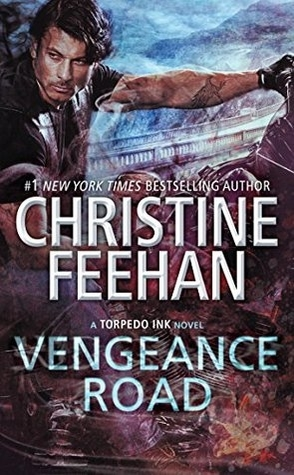 Sunday Spotlight: Vengeance Road by Christine Feehan