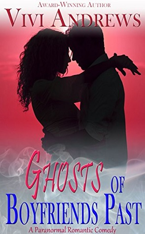 Lightning Review: Ghosts of Boyfriends Past by Vivi Andrews