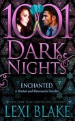 enchanted a masters and mercenaries by lexi blake book cover