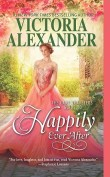 the lady traveler's guide to happily ever after by victoria alexander book cover