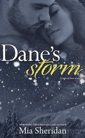 Review: Dane's Storm by Mia Sheridan