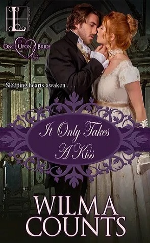 Guest Review: It Only Takes a Kiss by Wilma Counts