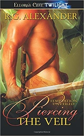 Piercing the Veil by R.G. Alexander Book Cover