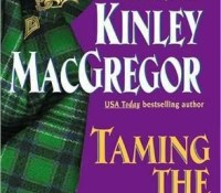 Throwback Thursday Review: Taming the Scotsman by Kinley MacGregor