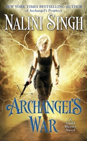 Sunday Spotlight: Archangel's War by Nalini Singh