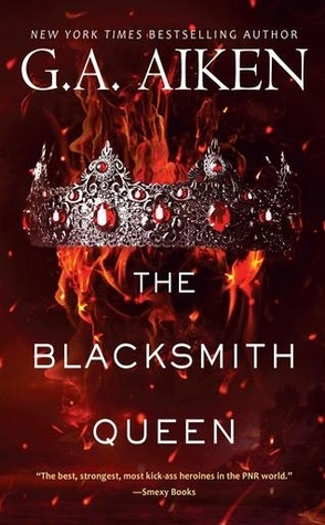 Guest Review: The Blacksmith Queen by G.A. Aiken