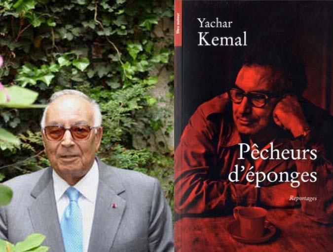 Review | Pêcheurs d'êponges, Yachar Kemal | Editions Bleu autour