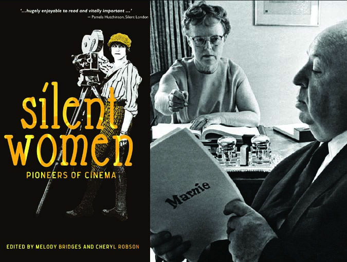 Review | Silent Women: Pioneers of Cinema, Melody Bridges & Cheryl Robson (Eds.) | Book of the Week