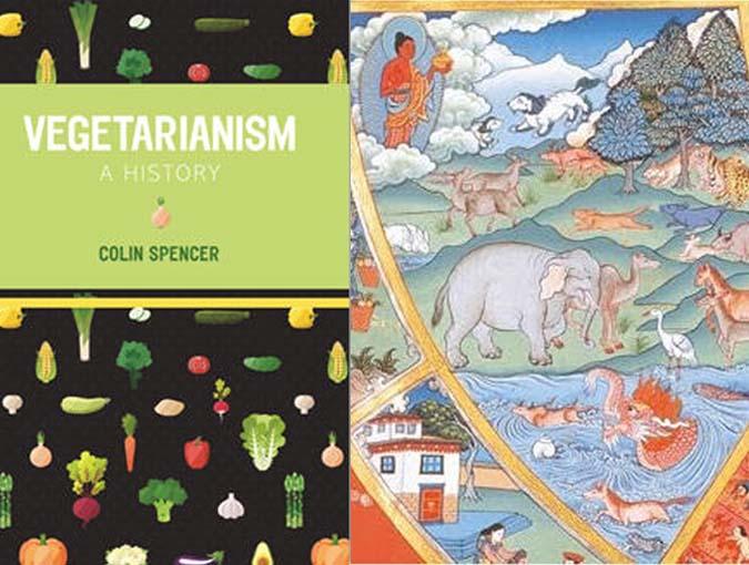 bookblast Vegetarianism A History
