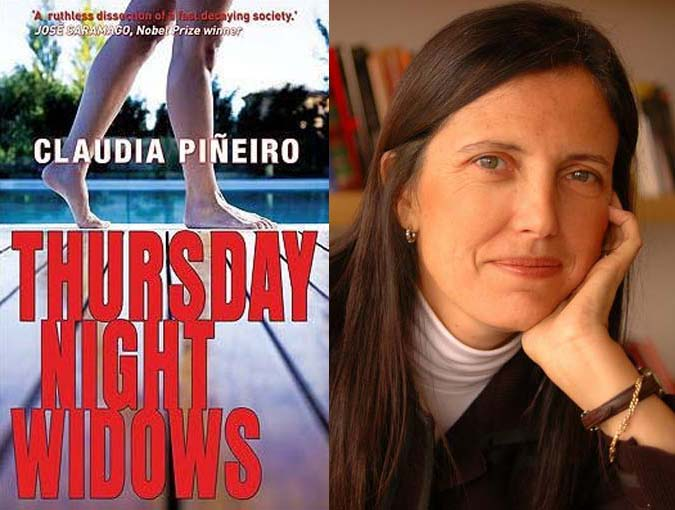 Interview | Claudia Piñeiro | Author of the Week