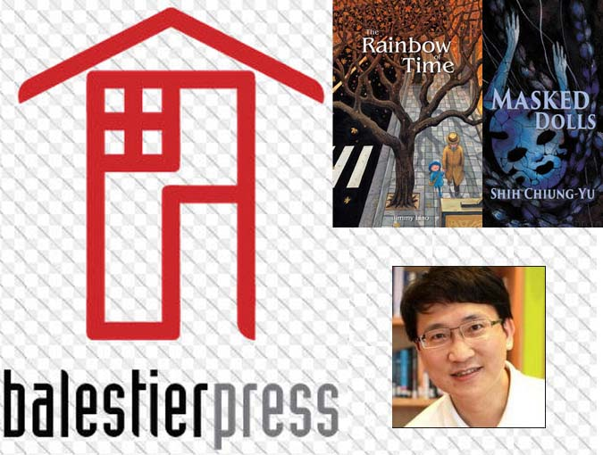 Interview | Roh-Suan Tung, Balestier Press | Indie Publisher of the Week