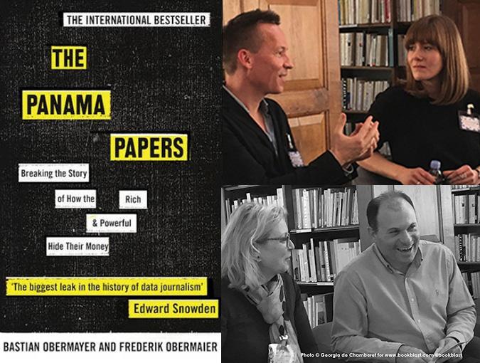 bookblast triangular talks french institute london