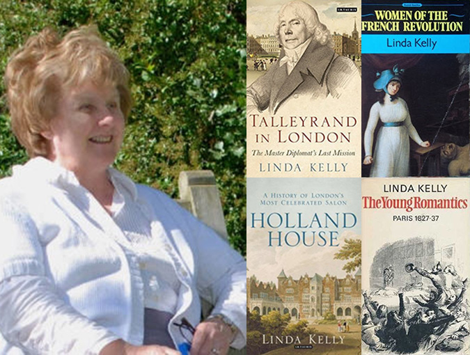 Interview   Linda Kelly, author
