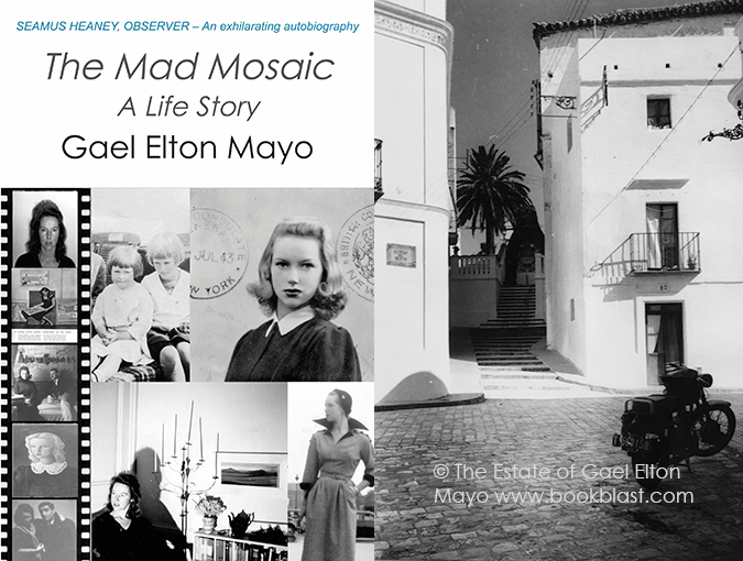 BookBlast® Archive | Gael Elton Mayo, Spain Revisited | Harpers & Queen Jan. 1985