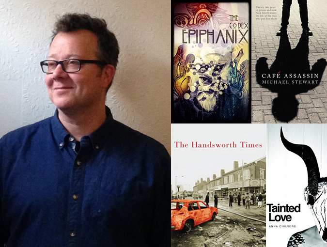 Interview | Kevin Duffy, Bluemoose Books | Indie of the Week