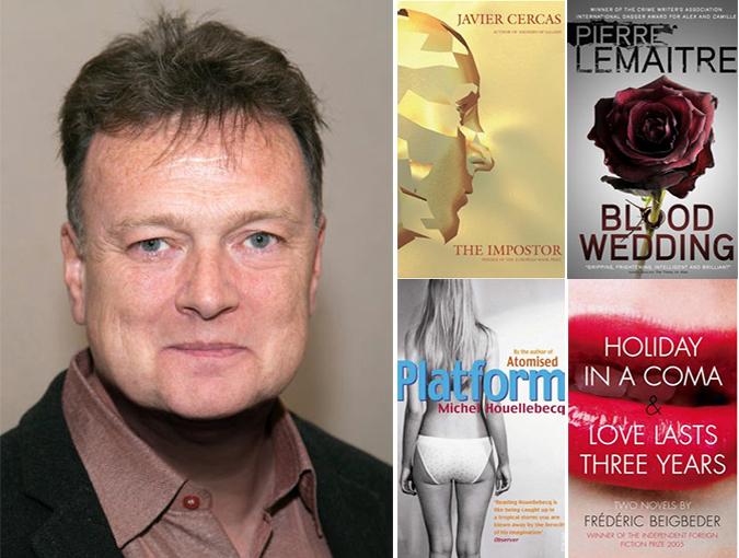 Interview | Frank Wynne | Translator of the Week - BookBlast® Diary